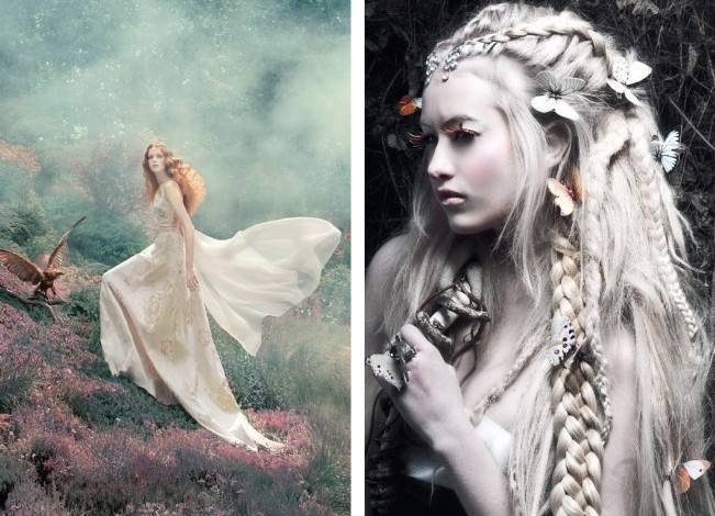 Woodland Faerie Bridal Inspiration 12