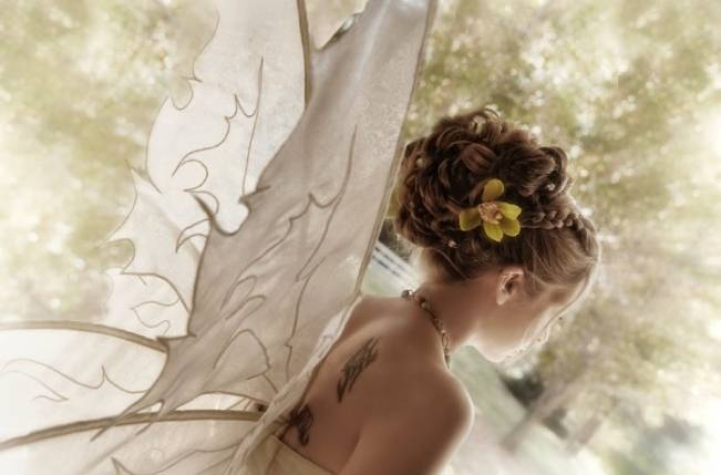 Woodland Faerie Bridal Inspiration 13