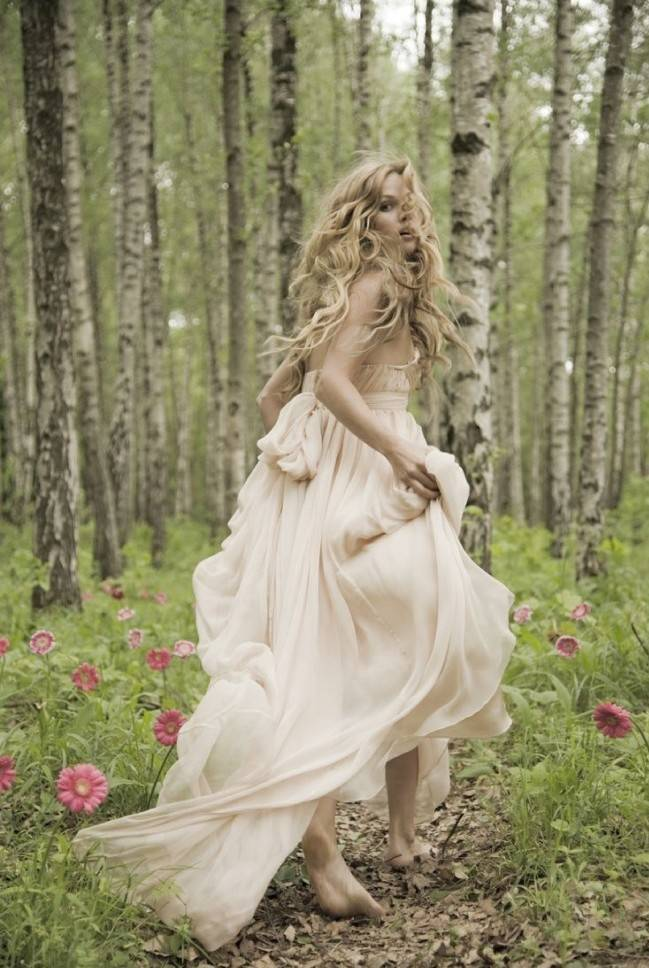 Woodland Faerie Bridal Inspiration 14