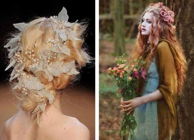 Woodland Faerie Bridal Inspiration 15