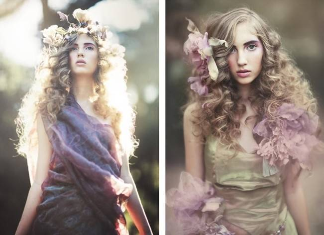 Woodland Faerie Bridal Inspiration 2