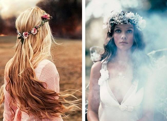 Woodland Faerie Bridal Inspiration 4