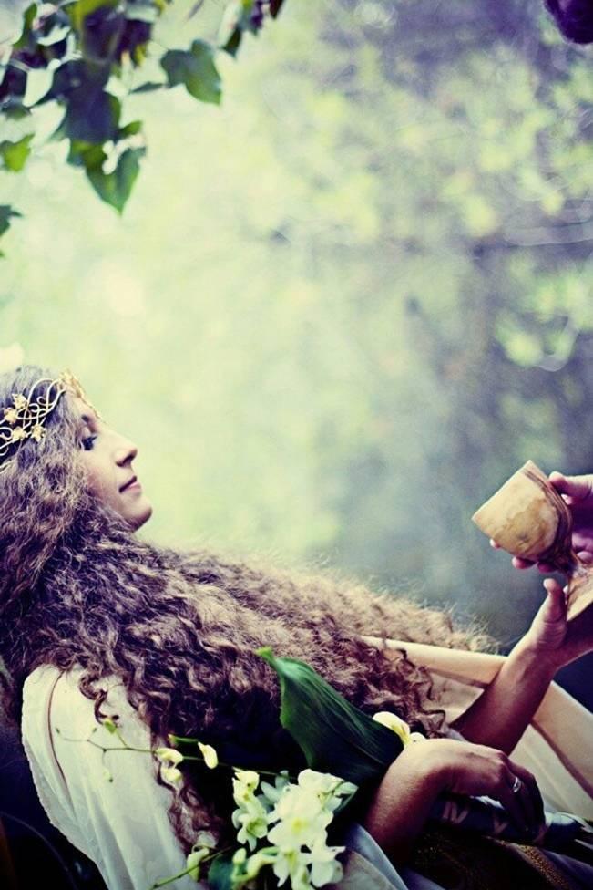 Woodland Faerie Bridal Inspiration 5