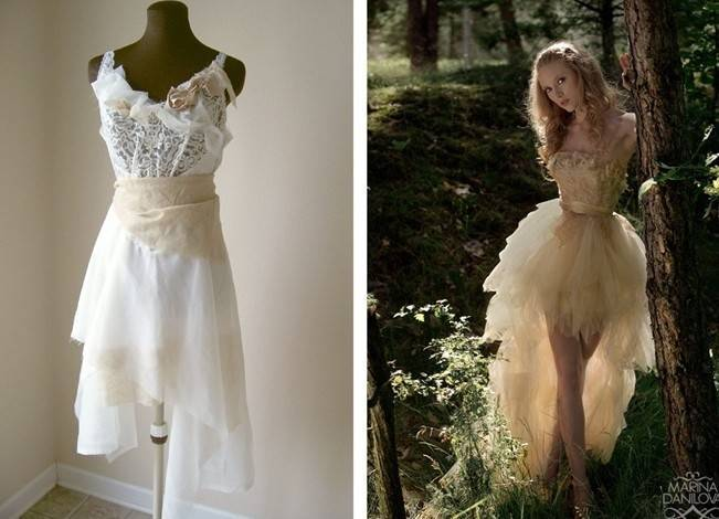 Woodland Faerie Bridal Inspiration 6