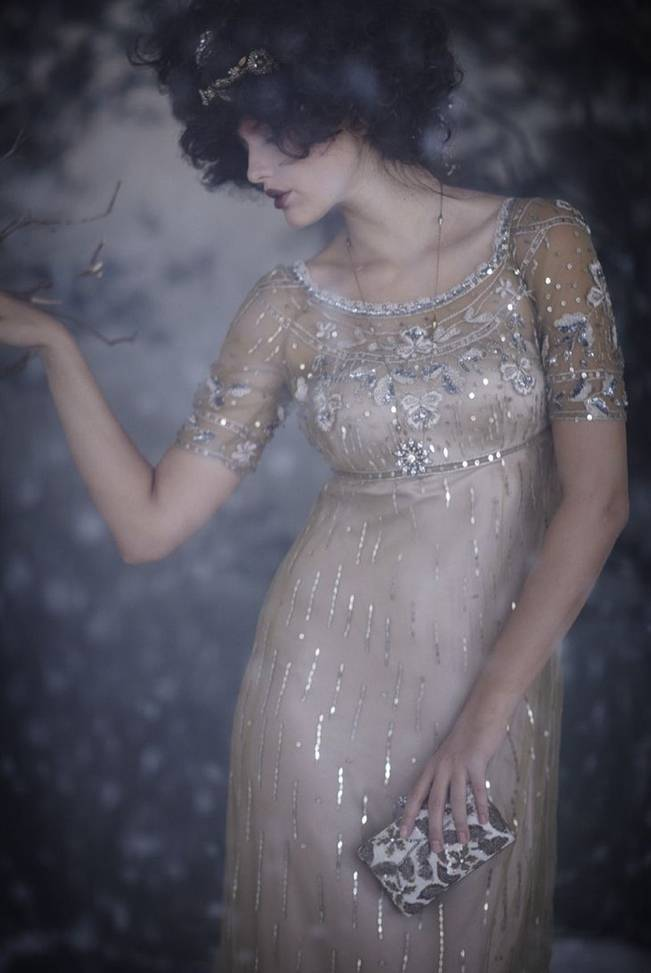 Woodland Faerie Bridal Inspiration 7