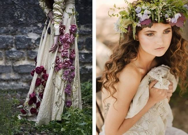 Woodland Faerie Bridal Inspiration 8