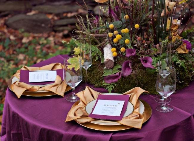 'Meant to Bee' Autumn Wedding Style {Lis Photography} 14