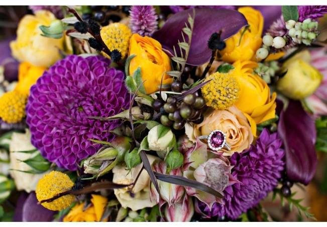 'Meant to Bee' Autumn Wedding Style {Lis Photography} 20