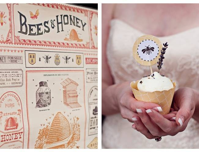 'Meant to Bee' Autumn Wedding Style {Lis Photography} 4