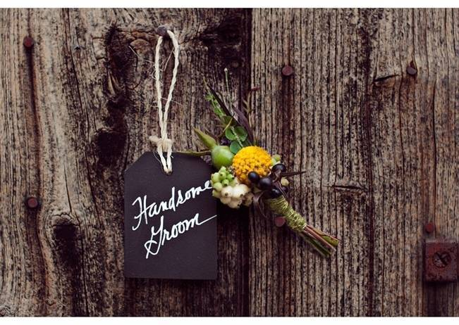 'Meant to Bee' Autumn Wedding Style {Lis Photography} 9