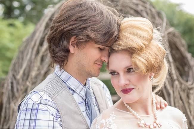 Alice in Underland Styled Wedding {Star Noir Studio} 10