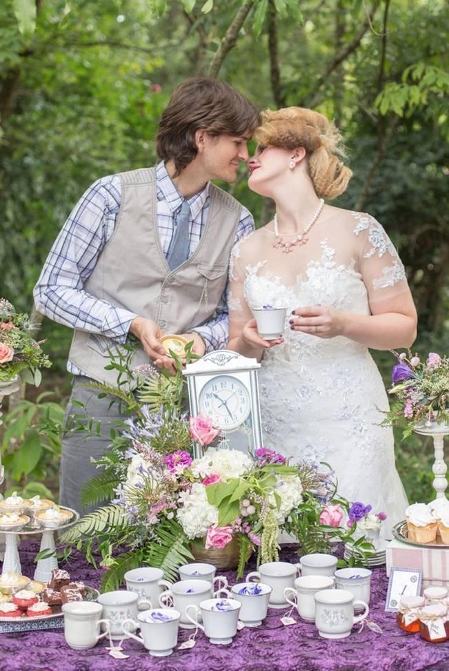 Alice in Underland Styled Wedding {Star Noir Studio} 11