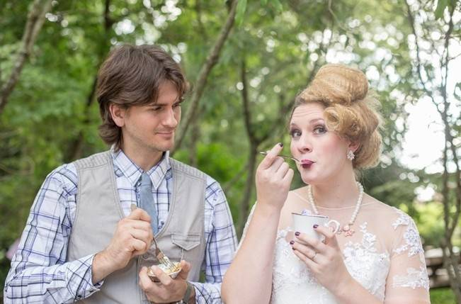 Alice in Underland Styled Wedding {Star Noir Studio} 12