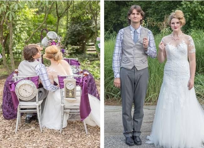 Alice in Underland Styled Wedding {Star Noir Studio} 21