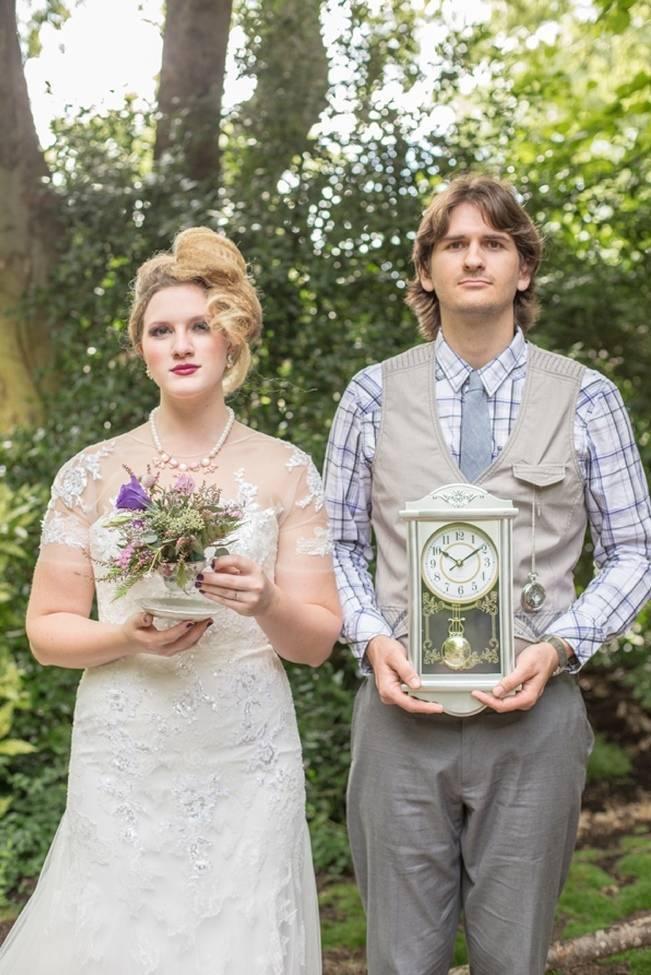 Alice in Underland Styled Wedding {Star Noir Studio} 3