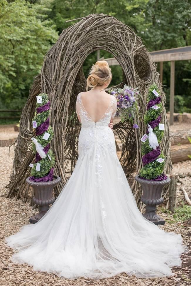 Alice in Underland Styled Wedding {Star Noir Studio} 7