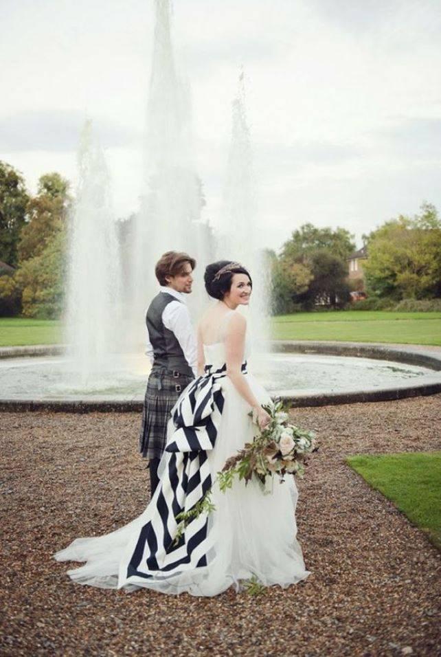 Alternative Autumn Wedding Dresses - Brides in Black 10