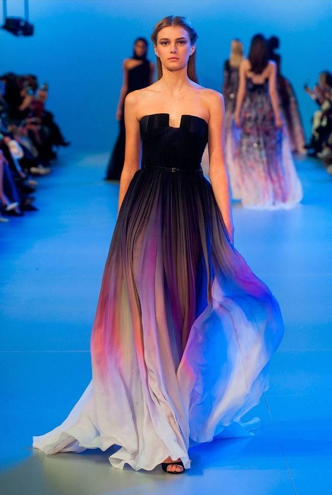 Alternative Autumn Wedding Dresses - Brides in Black 9