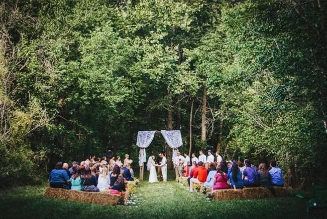 Backyard DIY Kentucky Wedding {Cassie Lopez Photography} 10