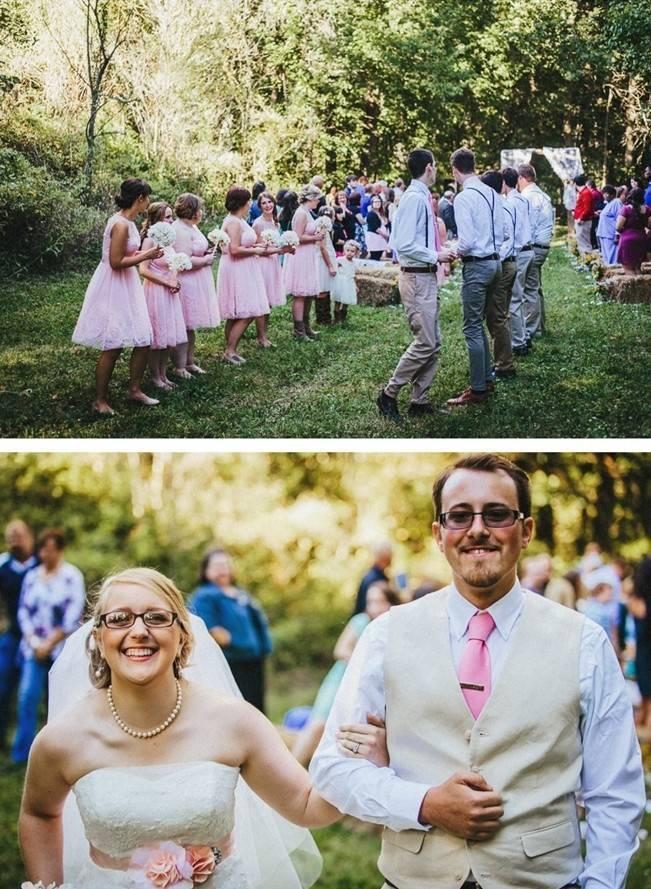 Backyard DIY Kentucky Wedding {Cassie Lopez Photography} 12