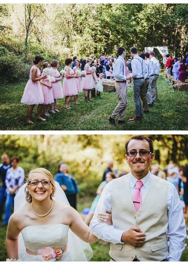 Backyard DIY Kentucky Wedding {Cassie Lopez Photography} 12