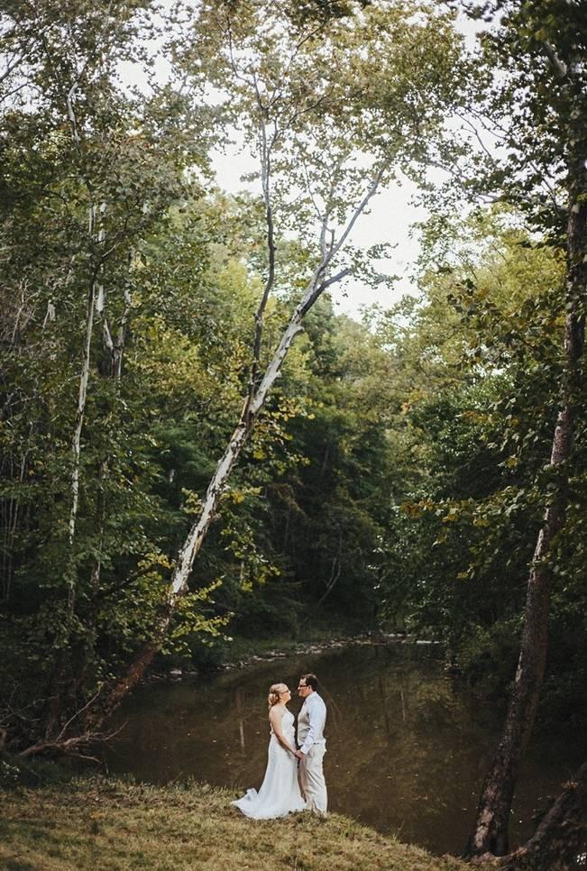 Backyard DIY Kentucky Wedding {Cassie Lopez Photography} 14
