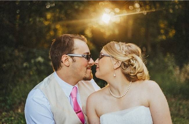 Backyard DIY Kentucky Wedding {Cassie Lopez Photography} 15