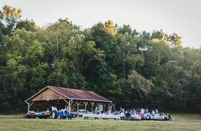 Backyard DIY Kentucky Wedding {Cassie Lopez Photography} 18