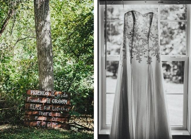 Backyard DIY Kentucky Wedding {Cassie Lopez Photography} 2