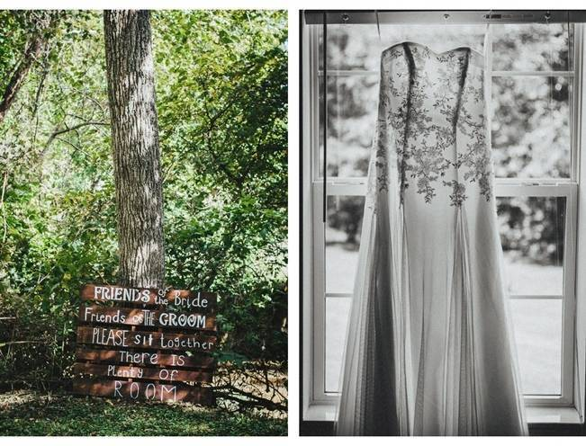 Backyard DIY Kentucky Wedding {Cassie Lopez Photography} 2