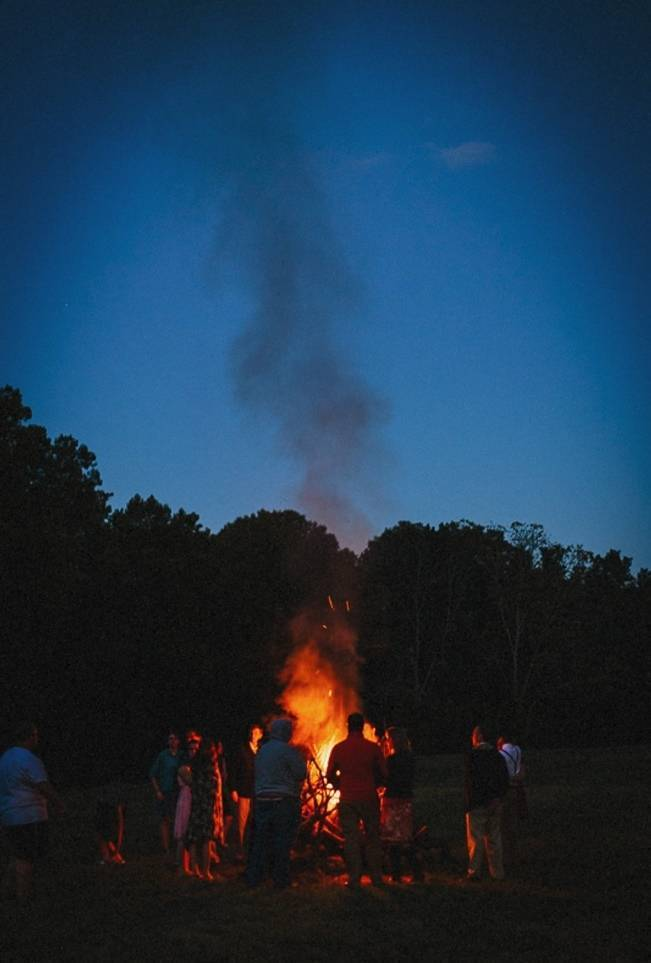 Backyard DIY Kentucky Wedding {Cassie Lopez Photography} 23
