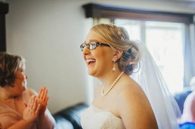 Backyard DIY Kentucky Wedding {Cassie Lopez Photography} 3