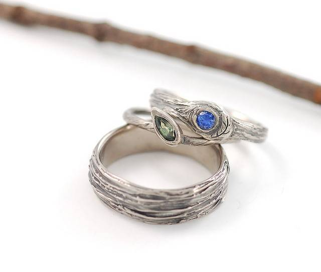 23 Beautiful Twig Engagement Rings