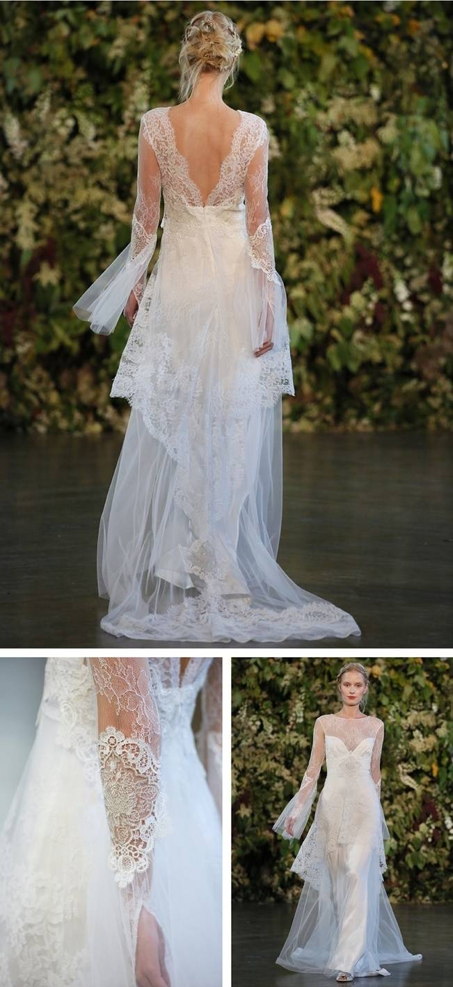 Claire Pettibone's Fall 2015 Couture Bridal Collection