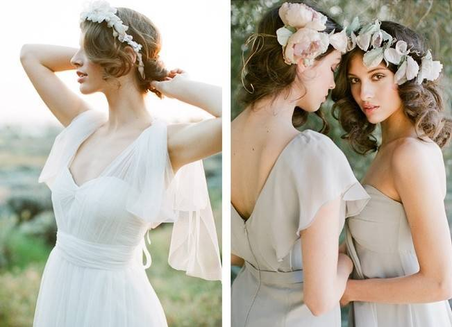 Ethereal Lavender Editorial Featuring Jenny Yoo's Nabi Collection {This Modern Romance} 23