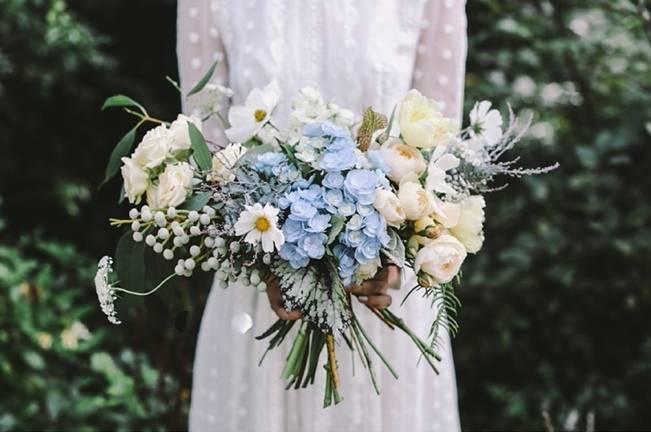 Ophelia: Ethereal Fall Bridal Fashion + Boudoir Editorial