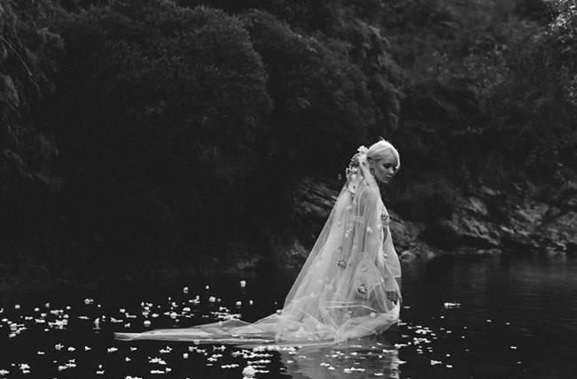 Ophelia Ethereal Bridal Fashion + Boudoir Editorial 15