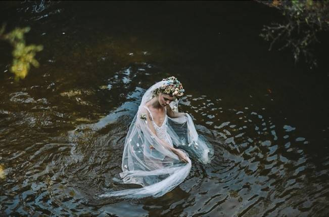 Ophelia Ethereal Bridal Fashion + Boudoir Editorial 19