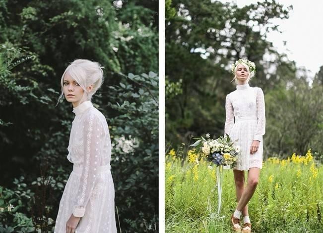 Ophelia Ethereal Bridal Fashion + Boudoir Editorial 2