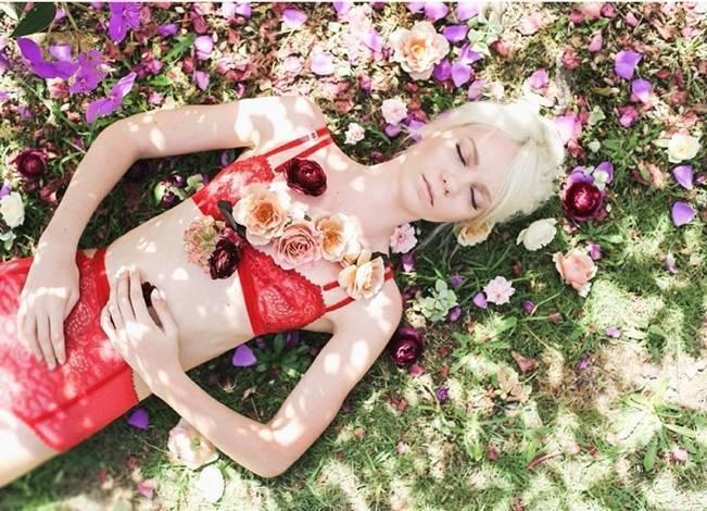 Ophelia Ethereal Bridal Fashion + Boudoir Editorial 21