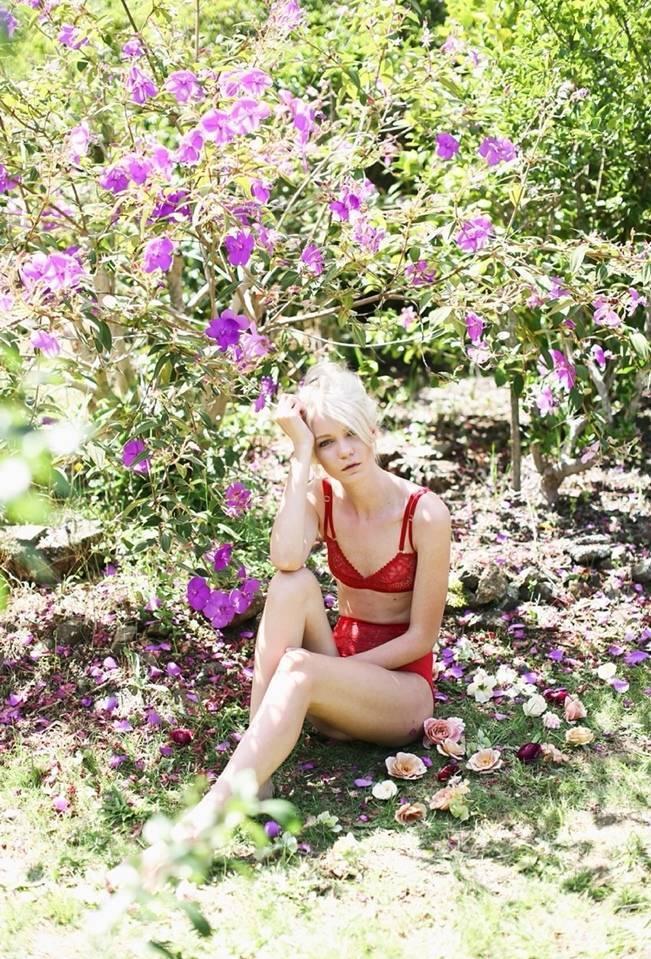 Ophelia Ethereal Bridal Fashion + Boudoir Editorial 23