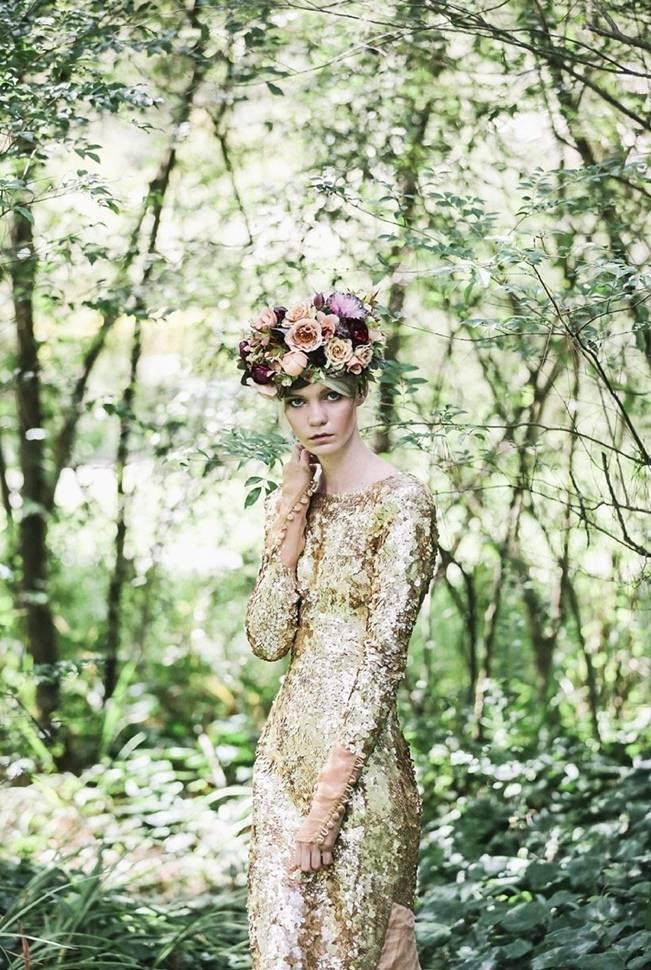 Ophelia Ethereal Bridal Fashion + Boudoir Editorial 5