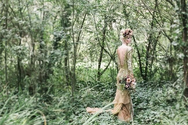 Ophelia Ethereal Bridal Fashion + Boudoir Editorial 8