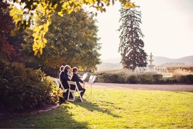 Orange and Gray Autumn Vineyard Wedding {Audra Wrisley Photography} 11