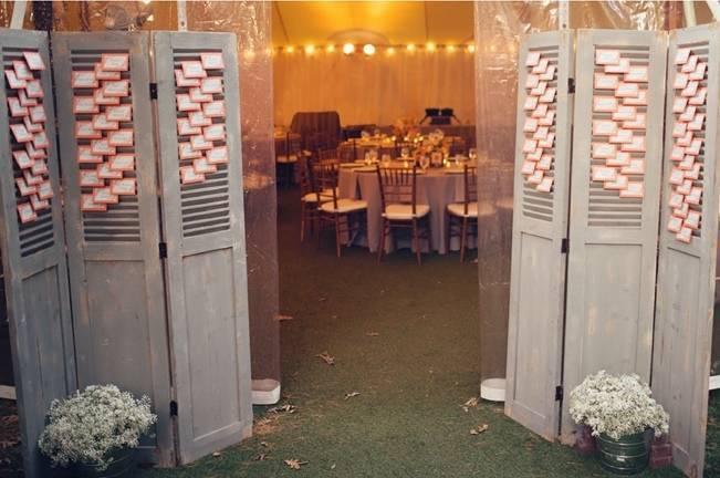 Orange and Gray Autumn Vineyard Wedding {Audra Wrisley Photography} 19