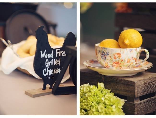 Orange and Gray Autumn Vineyard Wedding {Audra Wrisley Photography} 24
