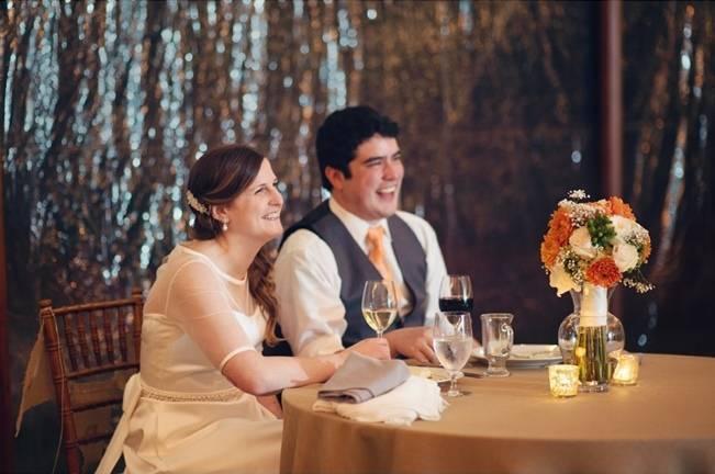 Orange and Gray Autumn Vineyard Wedding {Audra Wrisley Photography} 25