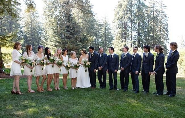 Rustic Redwood Forest Wedding {Rebekah Dotson Photography} 10