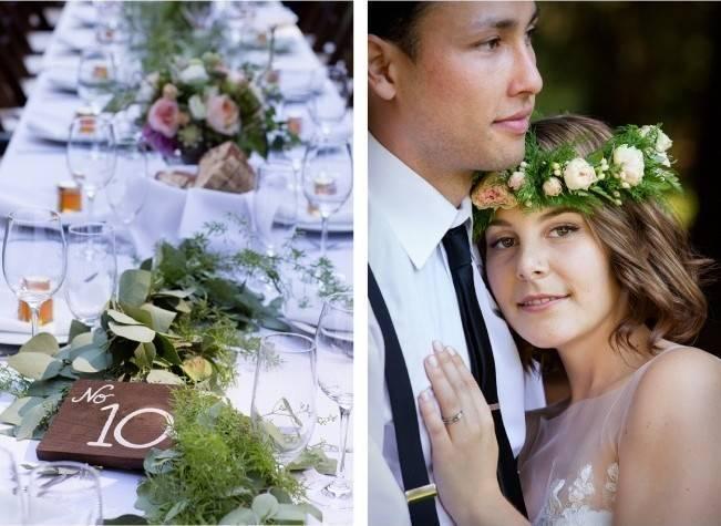 Rustic Redwood Forest Wedding {Rebekah Dotson Photography} 14
