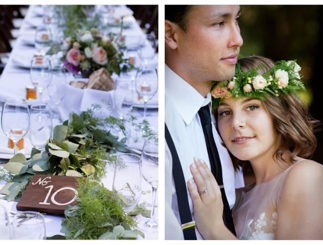Rustic Redwood Forest Wedding {Rebekah Dotson Photography} 14